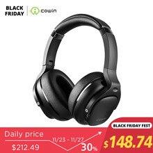 COWIN E9 פעיל רעש ביטול אוזניות Bluetooth אוזניות אלחוטי אוזניות על אוזן עם מיקרופון Aptx HD קול