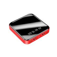 Mini Mobile Power 20000 Digital Display Mirror Mobile Phone Universal Charging Treasure Professional Fashion Portables