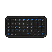 Li-Lion-Battery Bluetooth-Keyboard iPhone Mini Rechargeable Pocket for 5/ipad 2-3-4-Air-Android-System