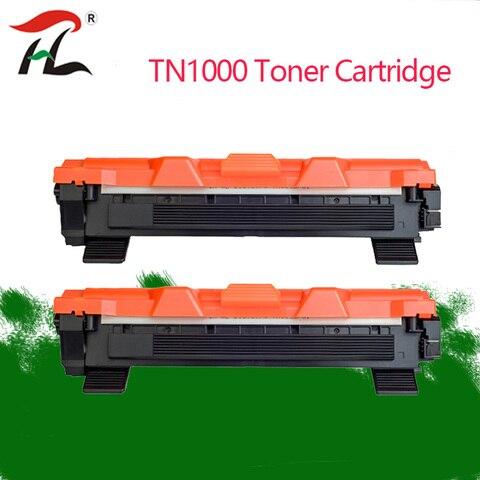 cartucho de toner para o irmao tn1000 tn1030 2pcs tn1000 tn1050 tn1060 tn1070 tn1075 hl
