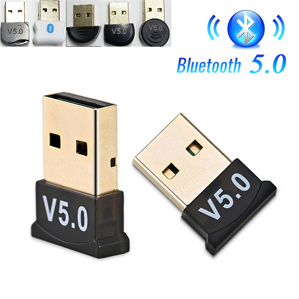 USB 2.0 Bluetooth V2.0 Dongle Wireless Adapter Transmitter Receiver For PC New