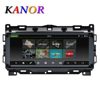 KANOR 10.25 inch Touch Screen Android 7.1 2+32G Car GPS Multimedia Navigation For Jaguar F Pace 2016 2017 2018 Autoradio Stereo