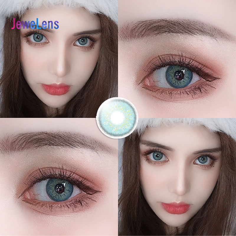 Jewelens Colored Contact Lenses Color Lens For Eyes Colorful Cosmetic Con Soft Russian Girl Series Contact Lenses Aliexpress