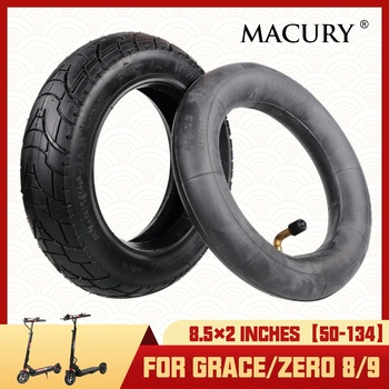 8.5x2 inch Pneumatic Tire And Inner Tube for Electric Scooter Grace Zero 8 9 Zero8 Zero9 T8 T9 8.5 Inches Marucy Inflatable Tyre