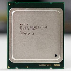original Intel Xeon E5 1650 3.2GHz 6 Core 12Mb Cache Socket 2011 CPU Processor SR0KZ e5-1650