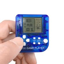26 Classic Games Mini Handheld Tetris Game Console Pocket Gaming Player Toy