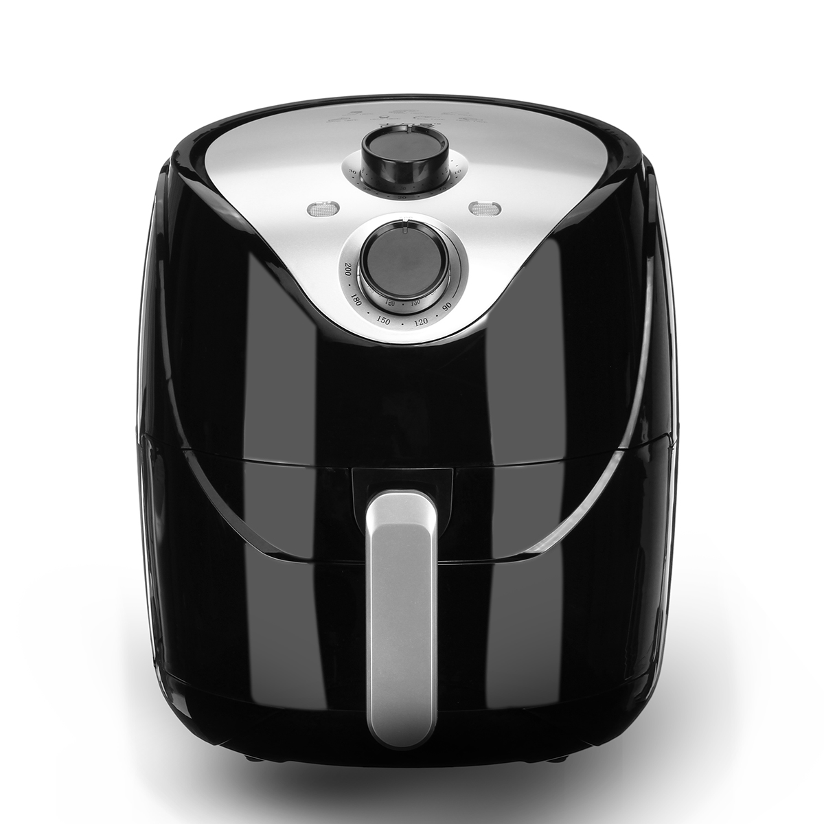 Multi-function Air Fryer Electric Deep Fryer 1500W 220V 5.5L 360° High-speed Hot Air Circulation Cooker Oven Low Fat Health Pan