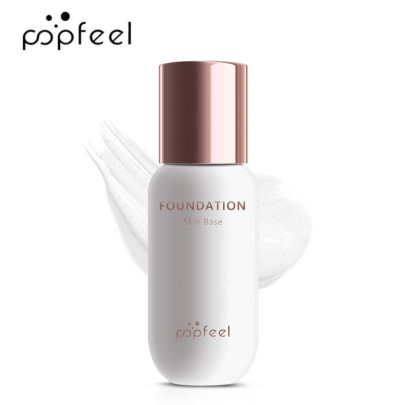 POPFEEL 30 ml Foundation สีเปลี่ยน Liquid Foundation Oil-Control Primer BASE