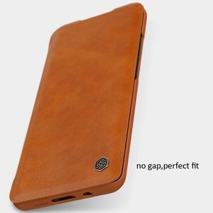 Image 4 - Nillkin Qin Book Flip Leather Case Cover For Xiaomi Mi Note 10 Pro Mi10