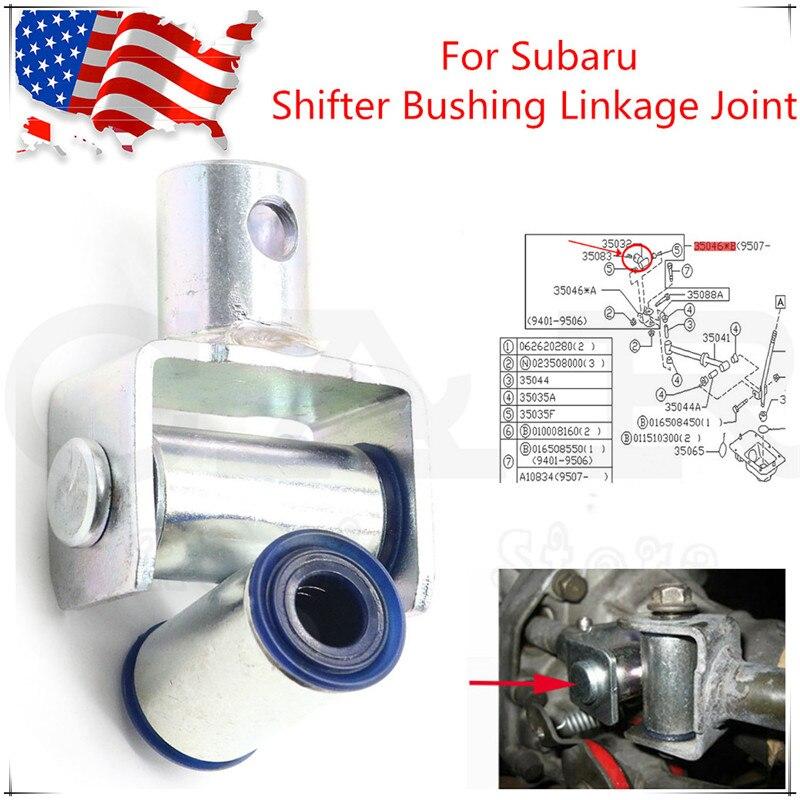 Whiteline Arrière à bras avant inférieure Bush Pour Subaru Legacy BE BH incl Turbo