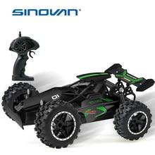 Sinovan rc carro 2wd brinquedos de controle remoto carro drift carro de corrida 2.4g fora da estrada brinquedos presentes para crianças meninos veículo eletrônico hobby brinquedos