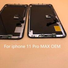 Новый ЖК дисплей OEM Pantalla для iPhone X xs max GX, ЖК дисплей с сенсорным экраном и дигитайзером в сборе для iphone 11 pro max XR, дисплей