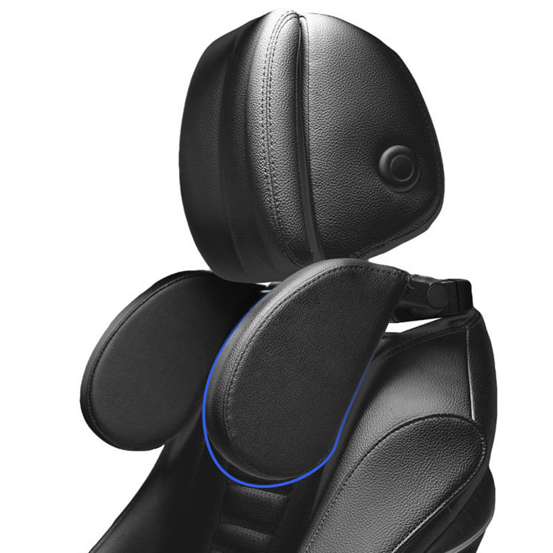 Car Seat Headrest Travel Rest Neck Pillow Support Solution For Jaguar Land Rover Volvo S40 S60 S80 XC60 XC90 V40 V60 C30 XC70