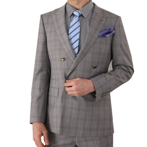 Suit Wool Custom-Made Slim-Fit And Cashmere for Men 2piece Wedding
