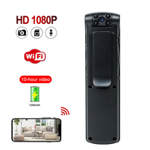 Hd 1080ワイヤレスミニカメラwifi小型ビデオビデオカメラペンカメラボディカムカメラループ · レコーディングカムモーション検出