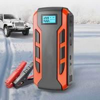 Auto Starthilfe 20000mAh/1000A auto batterie Power pack Tragbare Booster Ladegerät 12V Ausgangs Gerät Diesel Auto starter
