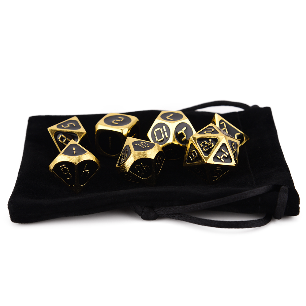 Drawstring Game Bag PU Leather Dice Pouch Sacks Perfect for Coin DD Holder New