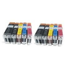 Vilaxh pgi 450 cli 451 чернильный картридж для принтера canon