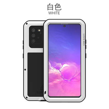 360 Full Protect For Samsung Galaxy S10 Lite Case Funda Silicone Shockproof For Samsung Note 10 Lite Cases S10Lite 2020 Cover - For Note10 Lite, White