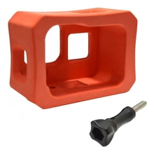 HOT-EVA Floating Housing For Gopro Hero 8 Anti Sink Floaty Protective Case Action Sport Camera Accessories