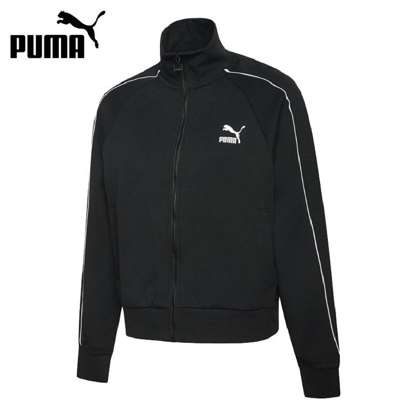 Original New Arrival  PUMA  Sport Track Jacket Women's  jacket  Sportswear