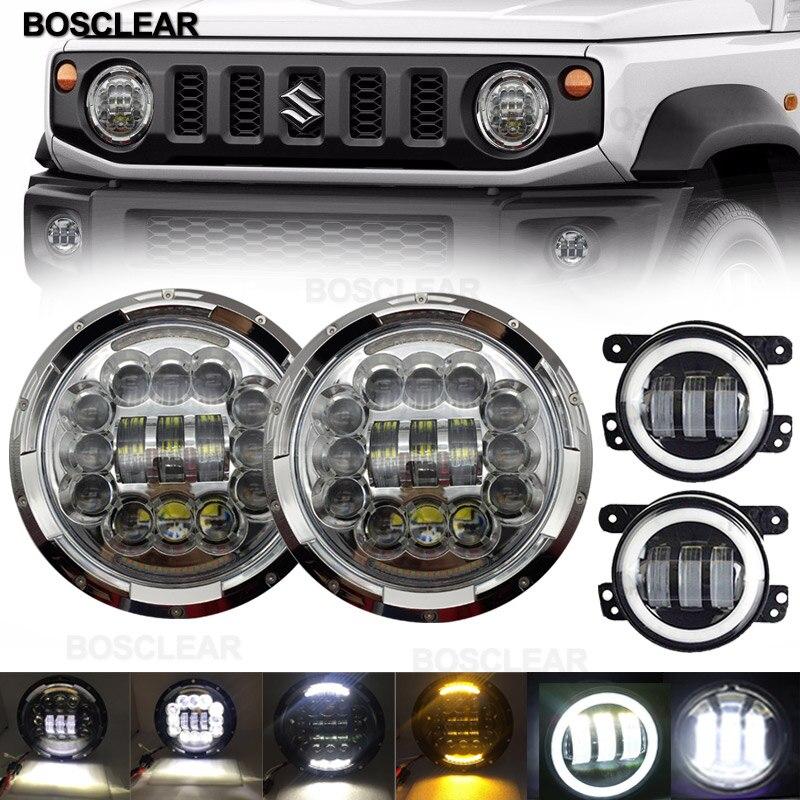 for toyota fj cruiser headlights Headlamp for Landcruiser HZJ75 75 78 79 series JTX Land Cruiser for Mazda Miata na mx5 miata(China)