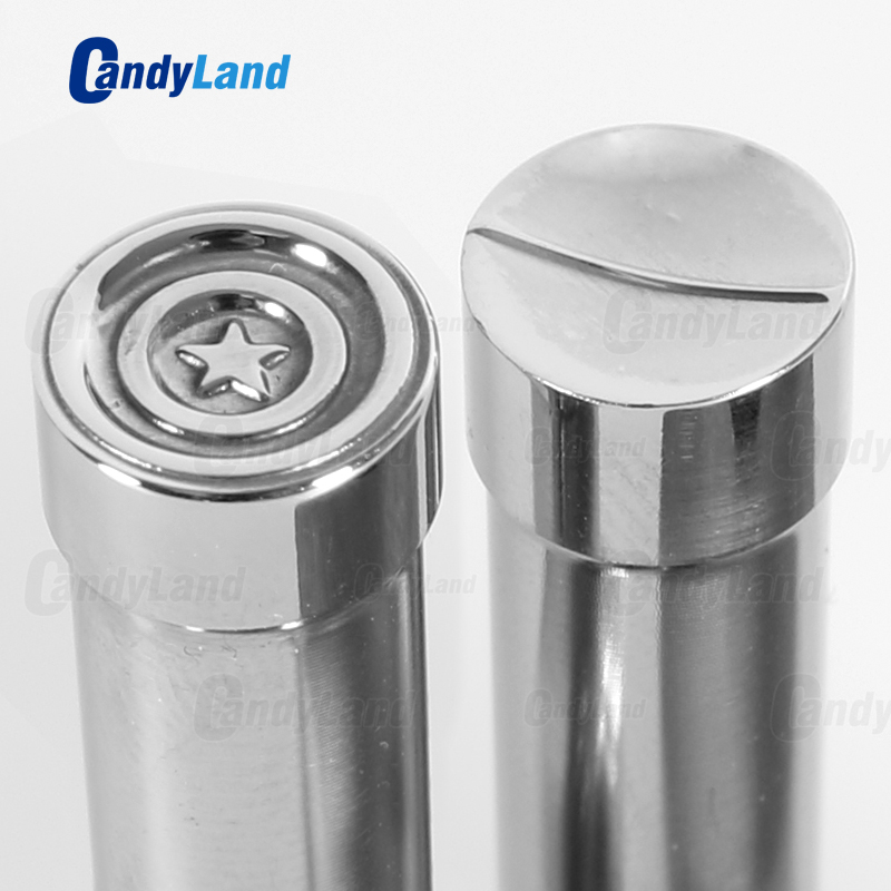 CandyLand Superman Shield Tablet Die Pill Press Die Candy Die Set Custom Logo Punch Die Cast Pill Press For Tablet TDP Machine