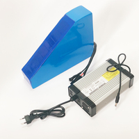 No Tax 72V 21Ah Lithium ion eBike Battery Pack 3000W Electric Scooter Battery with 50A BMS 84v 5A Charger Free Triangle Bag|Electric Bicycle Battery| |  -