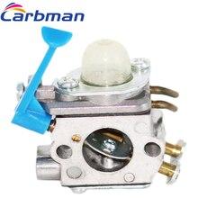Carbman Carburatore Per Husqvarna 128C 128L 128LD 128R 128RJ Zama C1Q W40A