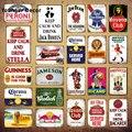 Keep Calm напиток Пиво Вино металлический плакат виски налет винтажный оловянный знак Настенный декор для бара паба человек пещера декоративны...