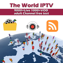 IPTV subscription world Arab France Spain Italy Arabic USA Nordic Albania Dutch M3U MAG android IOS smart tv box