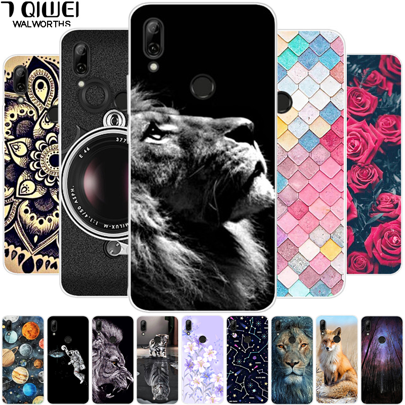 For <font><b>Nokia</b></font> <font><b>3.2</b></font> Case Flower phone cases soft Silicone Back Cover For <font><b>Nokia</b></font> <font><b>3.2</b></font> <font><b>2019</b></font> case 6.26 inch TPU For Nokia3.2 2.2 4.2 1plus image