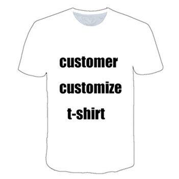 3D Boys Custom Print Girls Funny T-shirts Costume Children 2020 Summer Clothing Kids Clothes Baby Tshirts Street
