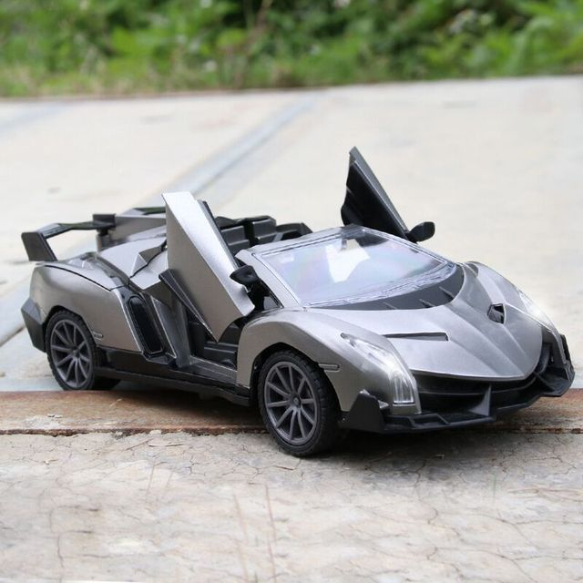 Large Size 1:12 Remote Control Car Stunt Drift Toy Car With Lights Kids Toys Gift Sports Vehicle For Children Birthday Presents 6