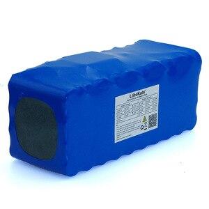 Image 4 - Batteria ricaricabile 36V 8Ah 10S4P 500w 18650, biciclette modificate, protezione per veicoli elettrici 36V con caricabatterie BMS 42v 2A