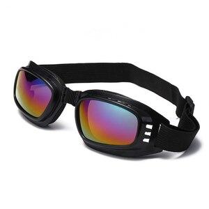 Image 4 - בטיחות אנטי Uv ריתוך משקפיים אופנוע משקפי משקפיים סקי ספורט אופני מירוץ משקפי עבודה הגנת משקפיים אבק הוכחה