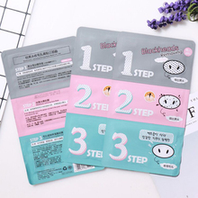Three Steps Remove The Blackhead Nose Patch Remove Blackhead Acne Remover Clear Black Head Clean Face Care Prouducts Shrink Pore
