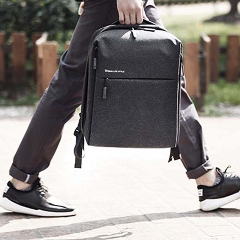Xiaomi Mijia Youpin mode Xiaomi minimaliste urbain sac à dos sac voyage affaires loisirs sac à dos 295*350*190mm 330g - 3