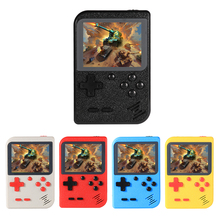 Game-Console 8bit Retro Handheld Video-Game-Player Lcd-Screen Pocket Mini Portable Built-In
