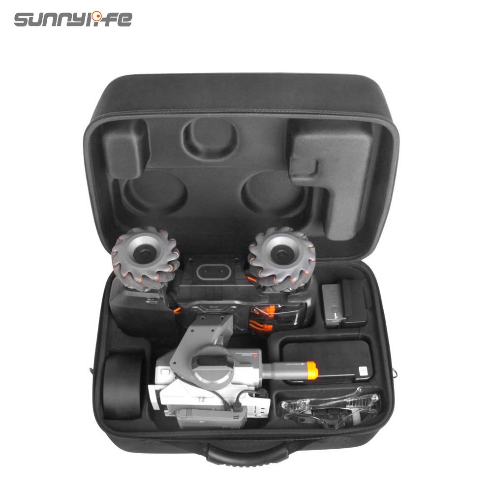 Sunnylife Portable Storage Case Carrying Bag Box For Dji RoboMaster S1 Spare Parts