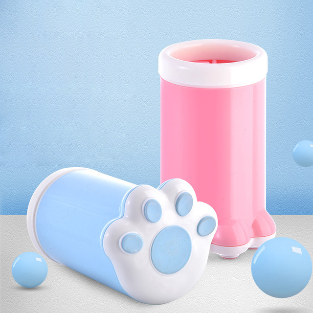 Cat Paw Cleaner Cup