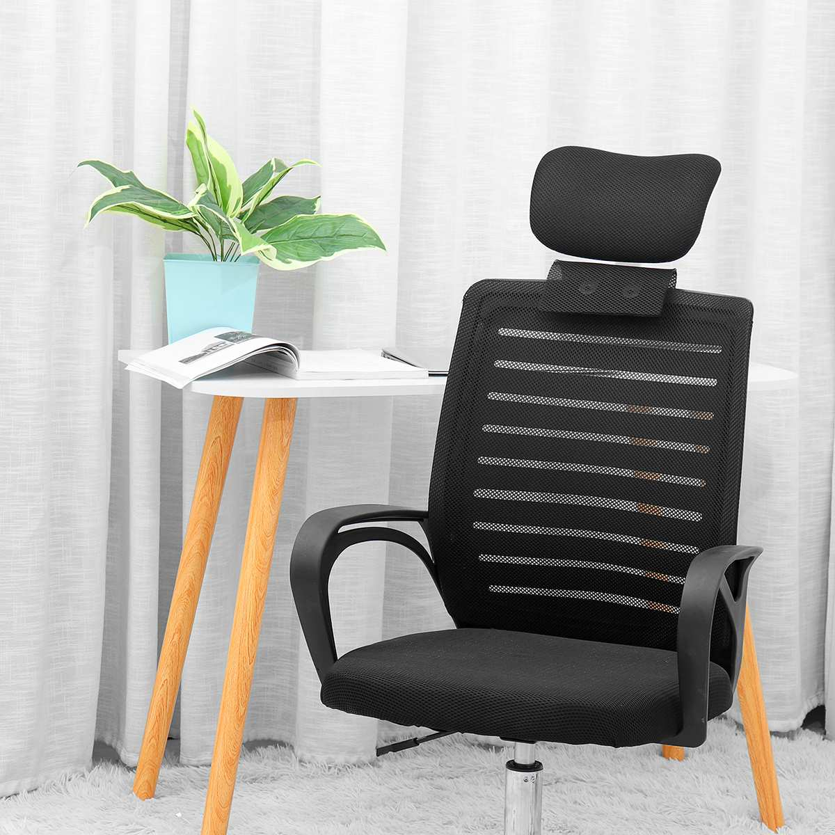 Chair Headrest Pillow Adjustable Headrest Office Chair Computer Chair Neck Protection Pillow Headrest for Chair Office Frames