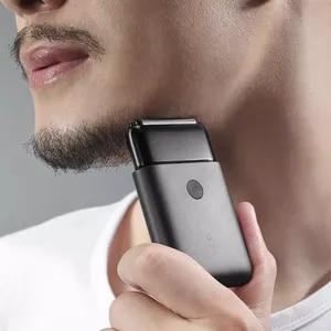 Image 4 - Xiaomi Mijia Portable Mini Mens Electric Shaving Razor Metal Body USB Type C Japan Steel Cutter Head Big Battery For Face Clean