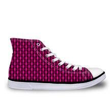 Модные женские холщовые туфли haoyun с 3d рисунком для девочек