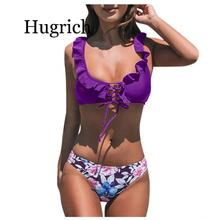 2020 Women High Waist Underwear Female Retro Underwear Ladies Sexy Solid Color Banded Lingerie Set Lenceria Mujer