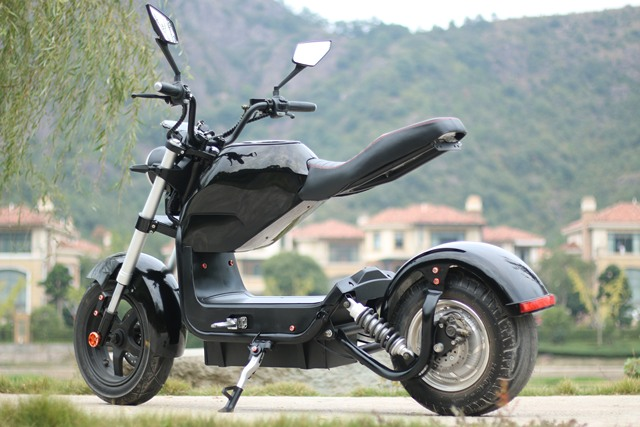 EEC/COC Approved 1500w Powerful M3 Motorcycle Electric Citycoco Scooters Adult EU STOCK 60V 20AH Electric Motorcycle 55KM 5
