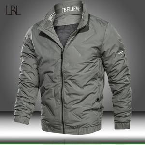 Image 1 - Militär Jacke Männer Taktische Bomber Jacken Casual Outwear Mens 2020 Neue Herbst Winter Baseball Mäntel Männlichen Outdoor Windjacke