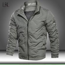 Military Jacket Men Tactical Bomber Jackets Casual Outwear Mens 2020 New Autumn Winter Baseball Coats Male Outdoor Windbreaker