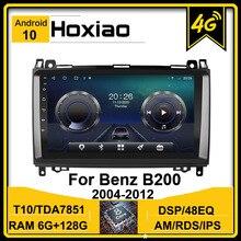 אנדרואיד 10.0 רכב רדיו ניווט GPS מולטימדיה נגן עבור מרצדס בנץ B200 AB כיתת W169 W245 ויאנה ויטו W639 אצן W906