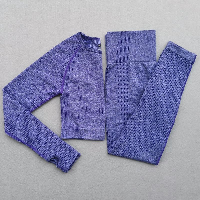 Women-Vital-Yoga-Sport-Suit-Long-Sleeve-Fitness-Crop-Top-Seamless-Leggings-Tights-2-Piece-Sportswear